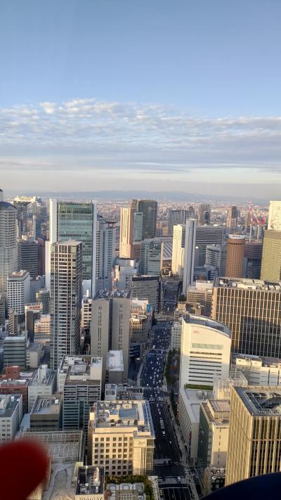 二回目のコンラッド大阪