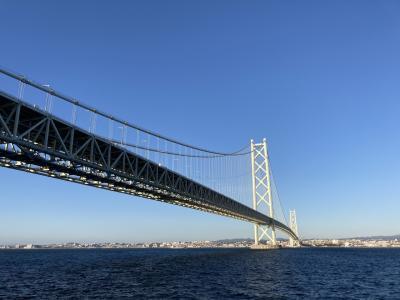 '20.11 土日で淡路島に一人旅...ついでに神戸観光