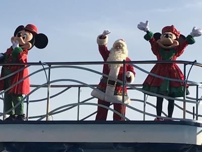 もうすぐクリスマスinディズニーシー