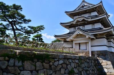 香川県:高松城、箆原城、雑賀城、藤井城、中ノ村城、屋島城(その1)