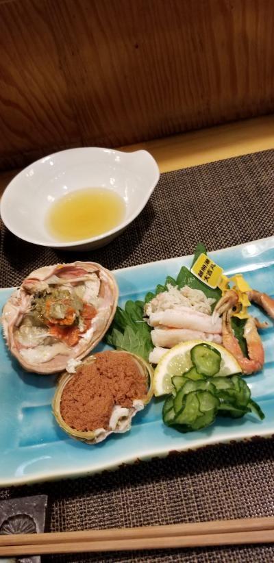ふらっと福井でセイコガニ&金沢で香箱ガニを食べに行きました 福井編