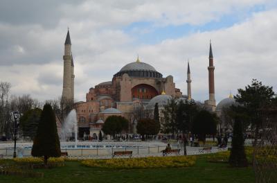 五年前のイスタンブール