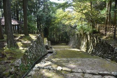 古道・萩往還 53㎞完歩 2020.10.25~29 山口・板堂峠編
