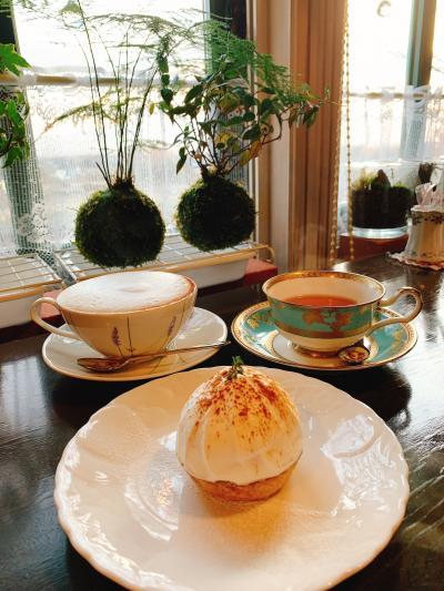 2020年11月Go To 御代田町グルメスポット☆オーベルジュ・デュ・グルマンル・パステみかげ茶屋グリーンルーム