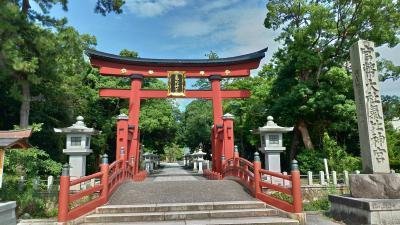 2020年夏休み 82歳の母と行く京都宇治&福井敦賀の旅 2日目