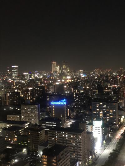 2020 ANAクラウンプラザホテルグランコート名古屋 ステイ