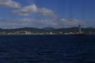 晴れていたので竹富島にぶらっと散歩
