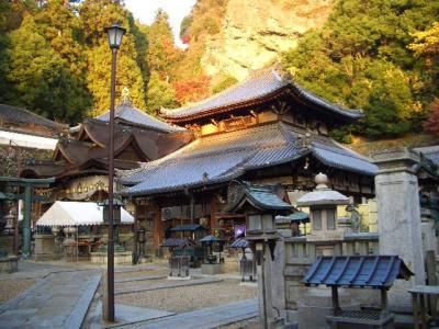 無くて七癖 二人旅 奈良 宝山寺 2020年11月