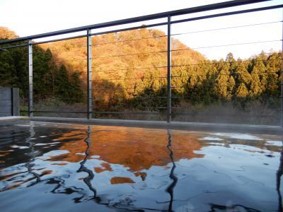 鎌先温泉 四季の宿 みちのく庵へ 紅葉を楽しむ751km(23.0km/L )のドライブgo-toで37,145円お得