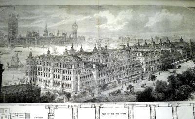 面白本と巡る由緒あるロンドンの病院と ナイチンゲール博物館 / ロンドンの病院博物館巡り 1