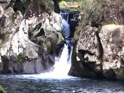 片野の滝を見に行ってみた