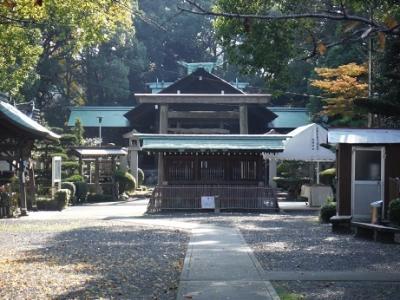 酒見神社訪問