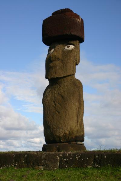 旅の思い出 「モアイは歩いた」イースター島の伝承と文明崩壊の謎