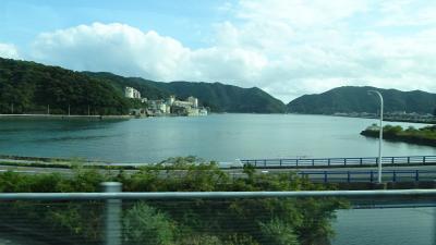 四万十川遊覧と、新足摺海洋館(SATOUMI)の見学等 初日08。道の駅 あぐり窪川へ 下巻。