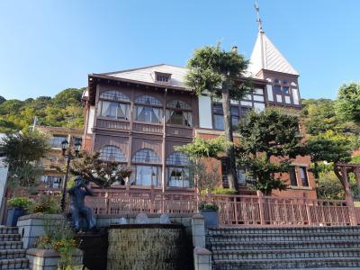 初神戸!北の山手から南の港エリアまで・・個性豊かな街の散策☆☆・・