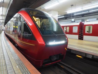 2020.11 JR&近鉄で行く三重旅(4)津から名古屋へ近鉄特急「ひのとり」初乗車!