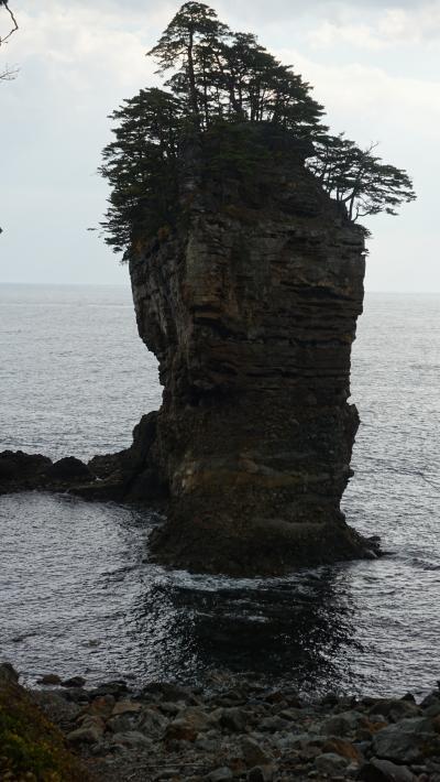 2020年11月GO TOを使って秋の秋田から岩手へ一人旅 3.レンタカーで田沢湖から北三陸を巡る