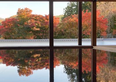 床紅葉の宝徳寺と、わたらせ渓谷鉄道の、プチ旅行。
