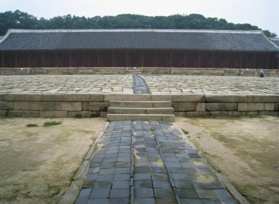 ソウルー宗廟、明洞聖堂などー(2008年)