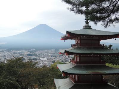 久しぶりの富士山一周+吉田うどん+富士宮やきそば