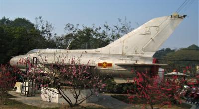 ハノイ訪問ーベトナム軍事歴史博物館ほかー(2008年)
