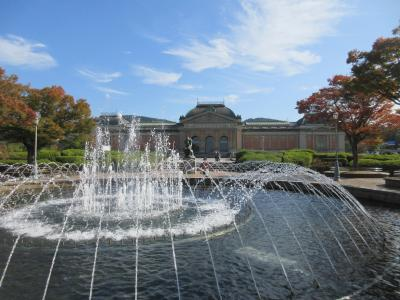 三十三間堂から国立博物館へ皇室の秘宝展を鑑賞