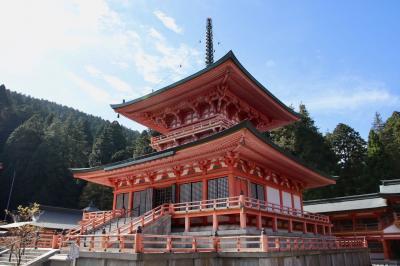 秋の京都・奈良散策⑤【延暦寺】