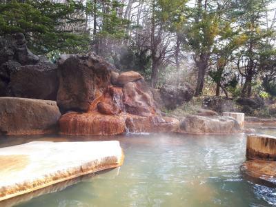 温泉にグルメに1泊2日北海道旅行!