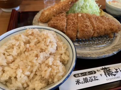 ランチタイムに秋田市山王界隈のお店で食べ歩き。(11月後半)