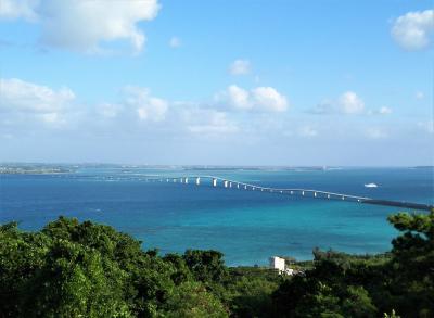 沖縄2020年秋GoTo旅#3 宮古島編 来間島・伊良部島・下地島・宮古島半周ドライブ 強風と宮古ブルーの海