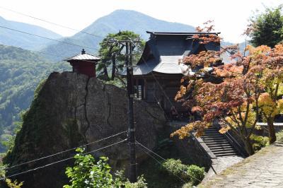 旅行再開で、山寺再訪