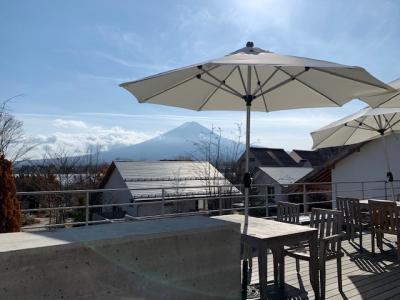 富士山が見えるスポットを巡りながら②大石公園ハナテラス 富士山パノラマロープウェイ