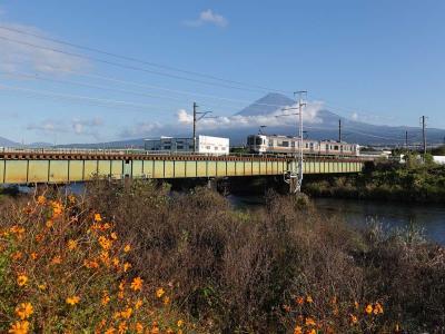 自転車でGO! 2020.11.10 富士市内をウロウロ…