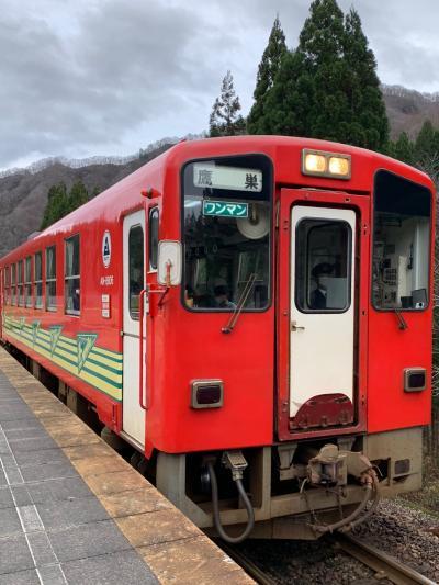 ガタンゴトン 秋田内陸縦貫鉄道の旅