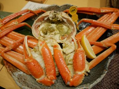 Go to 能登半島から福井あわら温泉へ。蟹食べ行こうー!