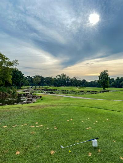 タイで16回目のゴルフ Lam Luk Ka Golf and Country Club
