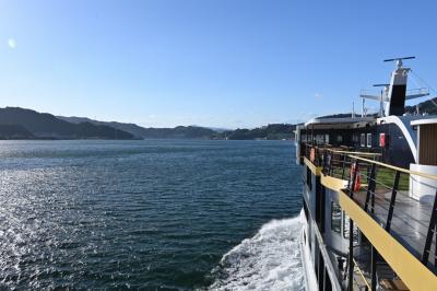 海風薫る瀬戸内海の港町を巡る旅《Part.1》~クルーズフェリー・シーパセオ乗船記~