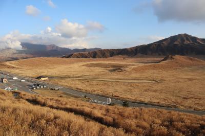GOTOトラベル南九州の旅・・阿蘇の草千里・大観峰を散策し、「阿蘇の司ビラパークホテル」に宿泊します。