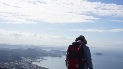 鋸山登山(関東ふれあいの道・山頂・日本寺・ロープウェー)