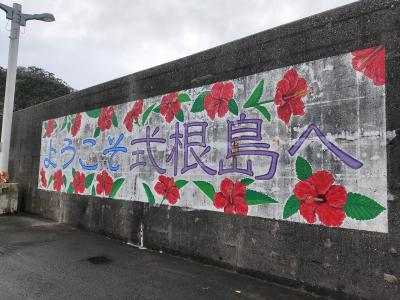 【式根島1泊2日】コロナ渦の夏旅in2020 〜2日目〜