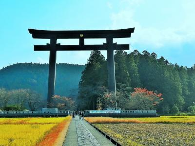 熊野古道を語り部さんと歩く旅 ツアーで紀伊半島へ 2日目