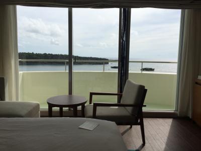 その1.沖縄9泊10日:レッドプラネットとANAインターコンチネンタルビーチリゾート万座の部屋