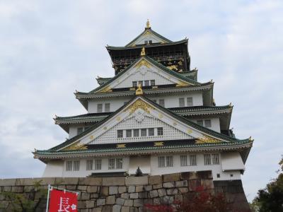 ひさびさに大阪観光してきたにゃ!(大阪市立科学館、大阪城、大阪城豊国神社)