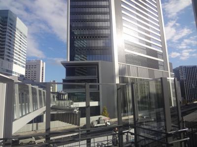 竹芝地区訪問-1 tokyo port city/客船ターミナル