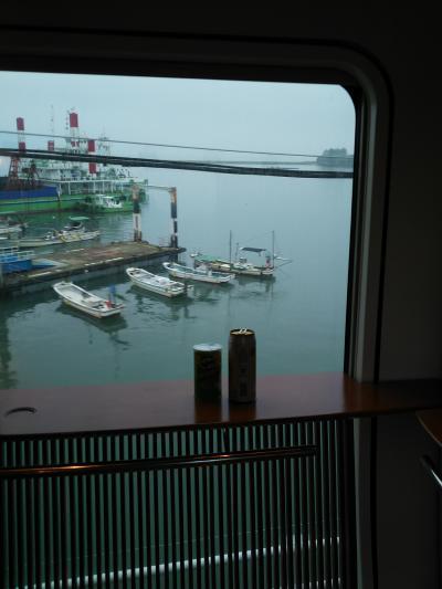 GoTo利用で長崎へ②かもめに乗りたい