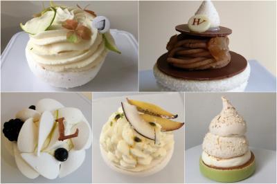 パリ:至福のケーキ屋巡り。ケーキ『パヴロヴァ』のベスト5