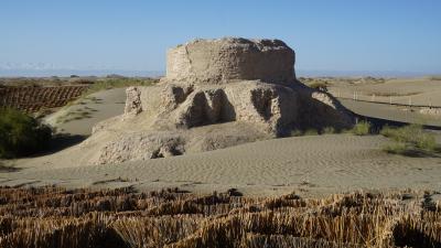 新疆シルクロードの旅ー4