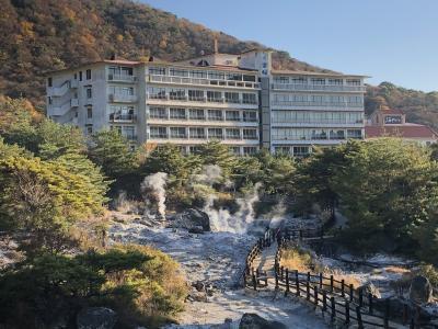 5・7歳連れ、秋の雲仙&小浜温泉週末旅行