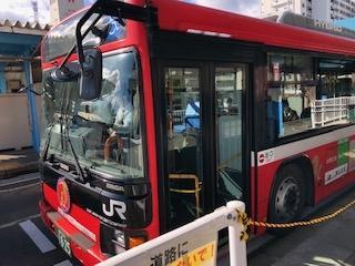2020年11月三連休東日本・函館パスの旅3(大船渡線BRT)