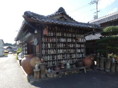 滋賀 信楽 外輪の路散策コース(Paddlewheel road, Shigaraki, Shiga, JP)